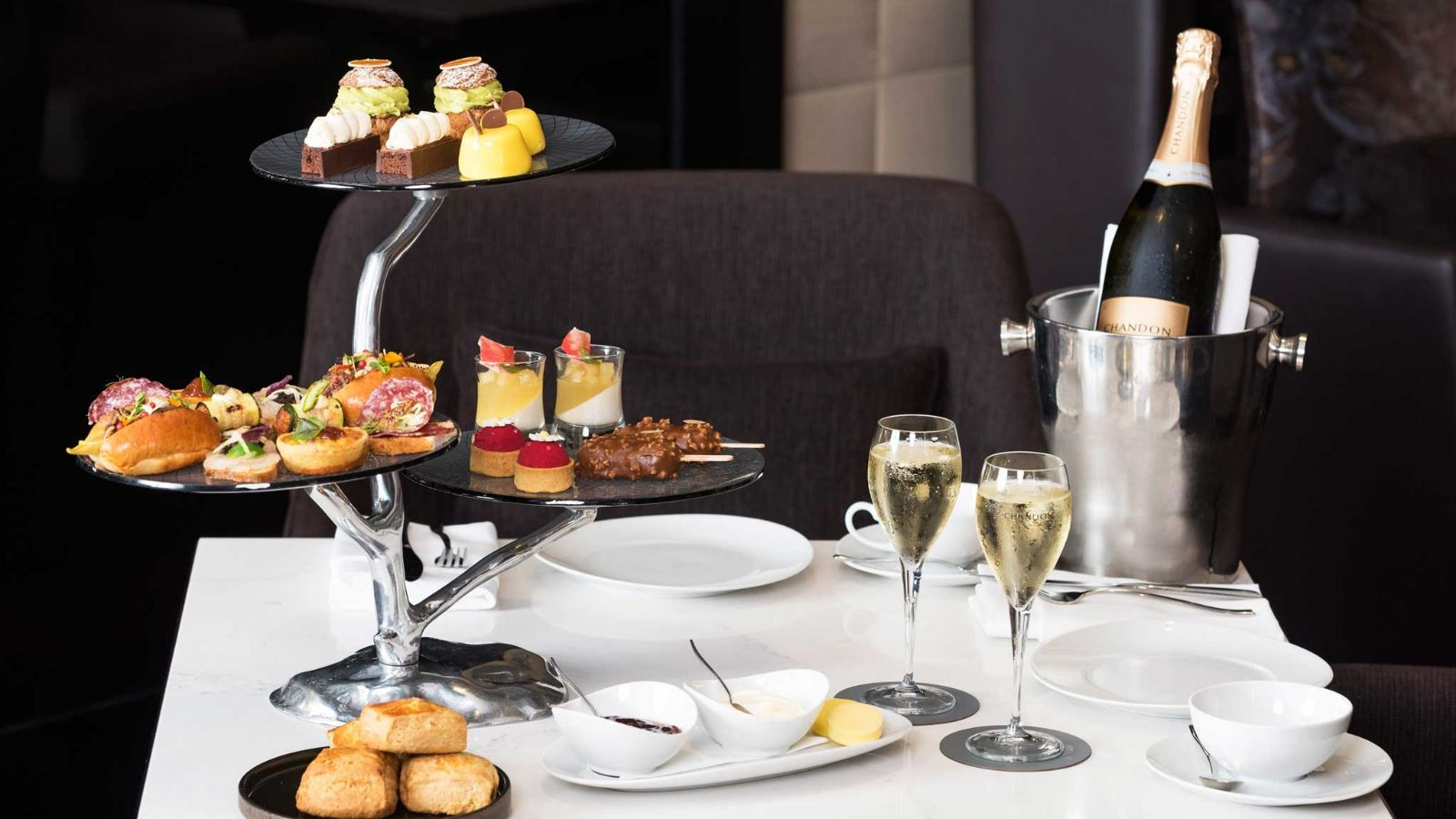 High Tea with Chandon